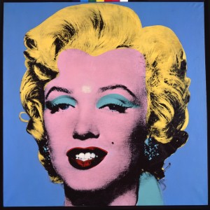 Andy Warhol Blue Shot Marilyn 1964 Collezione Brant Foundation © The Brant Foundation, Greenwich (CT), USA © The Andy Warhol Foundation for the Visual Arts Inc. by SIAE 2014
