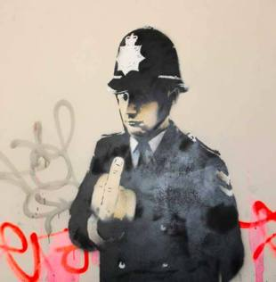 Banksy_2002_Rude Copper_Paint on canvas_121 x 121 cm_MGTHUMB-INTERNA